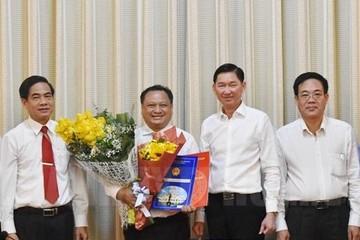 Bổ nhiệm nhân sự Vĩnh Long, TP HCM, Thanh Hóa