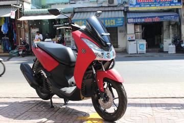 Yamaha LEXi - xe ga giá 45 triệu cạnh tranh Honda PCX
