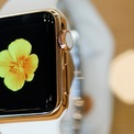 """<p class=""""Normal""""> <strong>2.<span> </span>Apple Watch Edition (2015): 17.000 USD</strong></p> <p class=""""Normal""""> Năm 2015, """"Táo khuyết"""" trình làng chiếc đồng hồ thông minh Apple Watch với giá 349 USD cho bản tiêu chuẩn. Bên cạnh đó, hãng công nghệ Mỹ cũng giới thiệu phiên bản đặc biệt với giá từ 10.000 USD với vỏ bằng vàng hồng và cao nhất là 17.000 USD với vỏ và móc khoá đều bằng vàng hồng hoặc vàng 18K. (Ảnh: <em>Reuters</em>)</p>"""
