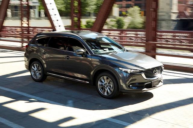 Mazda CX-8 giảm giá 100 triệu đồng