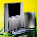 """<p class=""""Normal""""> <strong>9.<span> </span>Twentieth Anniversary Macintosh (1997): 7.499 USD</strong></p> <p class=""""Normal""""> Macintosh phiên bản kỷ niệm 20 năm được đánh giá là một sản phẩm công nghệ độc đáo. Ra mắt vào tháng 3/2017, thiết bị này có thể coi là phiên bản khai sinh của iMac sau này bởi phần cứng của máy được tích hợp trong một thân máy mỏng phía sau màn hình. Model này có giá 7.500 USD thời điểm đó, tương đương khoảng 11.200 USD ngày nay. (Ảnh: <em>Portfolio/Penguin</em>)</p>"""