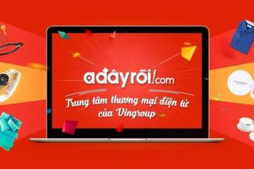 Adayroi gửi thông báo dừng bán hàng đến nhà cung cấp