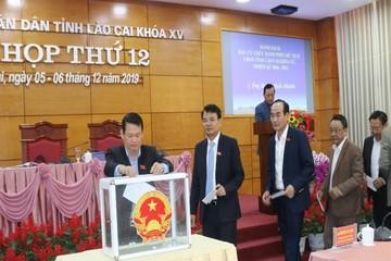 Thủ tướng phê chuẩn Phó Chủ tịch tỉnh UBND Lào Cai