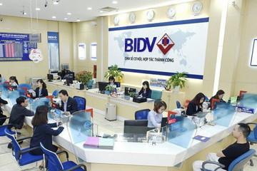 BIDV phát hành xong hơn 1.700 tỷ đồng trái phiếu