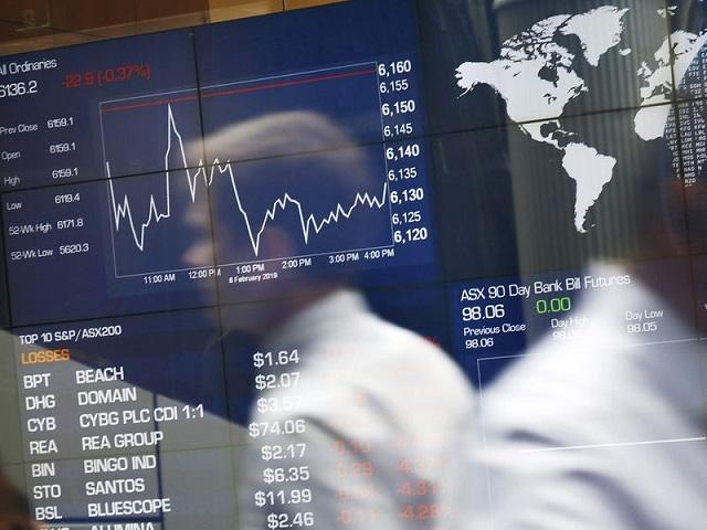 Chứng khoán châu Á tăng lên đỉnh 18 tháng