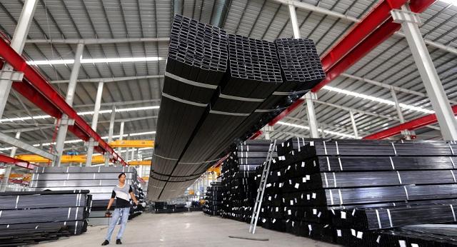 Mỹ áp thuế thép 456%, doanh nghiệp Việt không quá ảnh hưởng
