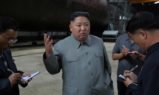 Nga - Trung đề xuất bỏ trừng phạt Triều Tiên