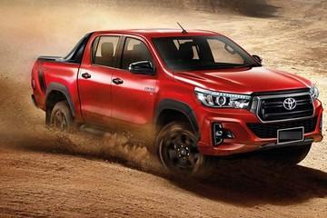 Toyota Hilux bị triệu hồi tại Việt Nam vì nguy cơ rò rỉ nhiên liệu