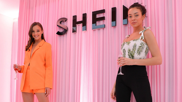 Shein, Club Factory and other Chinese online shopping services have won over Indian customers with low prices, trendy products and broad offerings.   © Getty Images