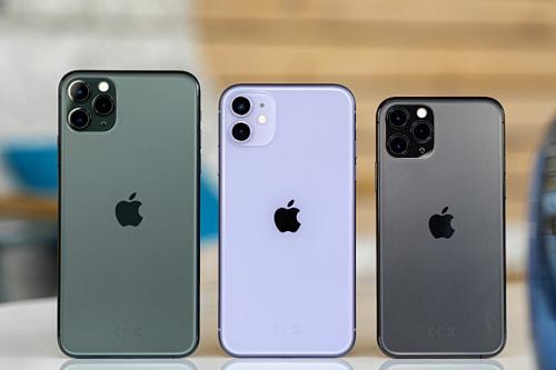 Bộ ba iPhone 11 giảm giá tiền triệu cuối năm