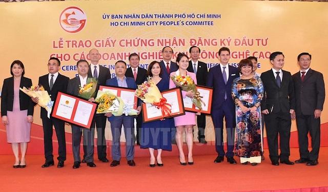 Doanh nghiệp Hong Kong đầu tư 130 triệu USD vào Khu công nghệ cao TP HCM
