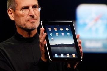 Steve Jobs muốn tạo ra iPad để dùng trong toilet