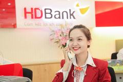 HDBank phát hành xong 2.000 tỷ đồng trái phiếu riêng lẻ lần 4