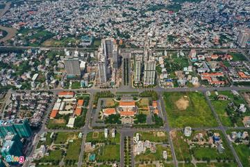 Khung giá đất mới tại Hà Nội và TP HCM cao nhất là 162 triệu đồng/m2