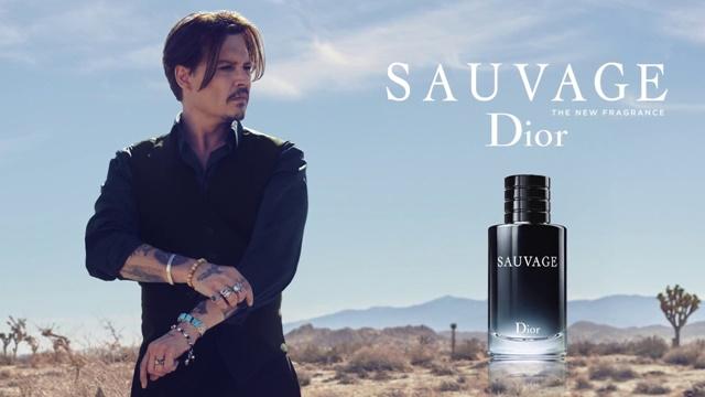 """Từ """"Sauvage"""" gây tranh cãi trong quảng cáo của Dior. Ảnh: YouTube."""