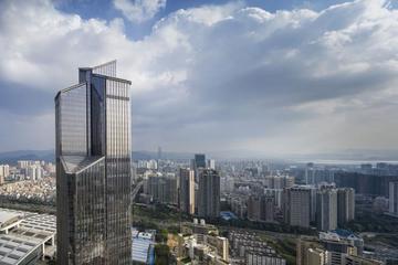 Bất ổn kinh tế khiến cơn sốt nhà chọc trời ở Trung Quốc hạ nhiệt