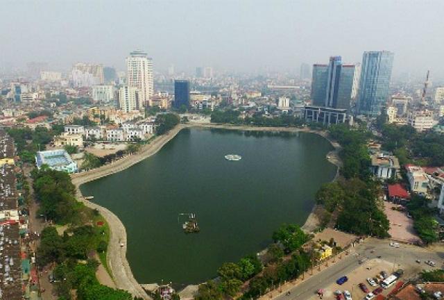 BĐS tuần qua: Vihajico lại xin 'lấp' hồ Thành Công xây chung cư, Mường Thanh kiện Chủ tịch Đà Nẵng