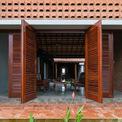 <p> Dù được xem là công trình truyền thống, ngôi nhà vẫn có nhiều yếu tố hiện đại.</p>