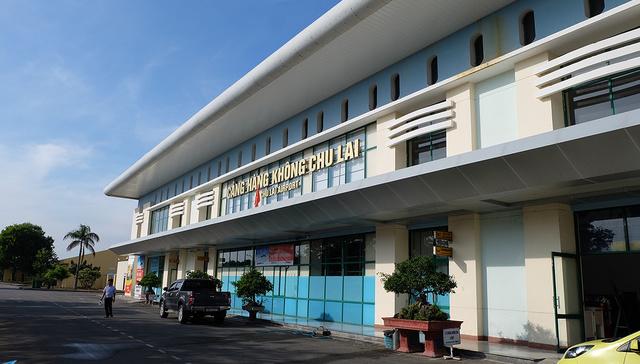Khẩn trương điều chỉnh quy hoạch Cảng hàng không Chu Lai