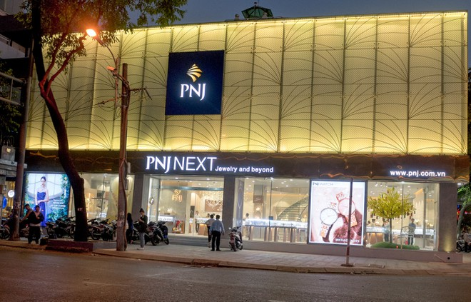 Sau hợp tác với Walt Disney, PNJ báo lãi tháng 11 tăng 60% đạt 136 tỷ đồng
