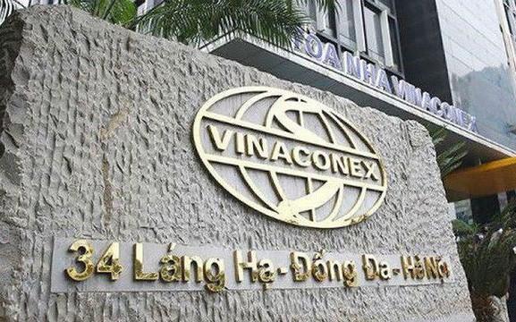 Vinaconex trả nốt cổ tức năm 2018