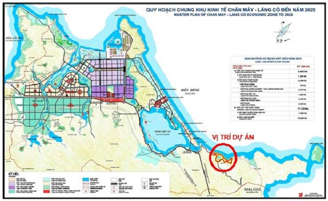 Thừa Thiên Huế giảm 40% diện tích Khu du lịch sinh thái Bãi Cả