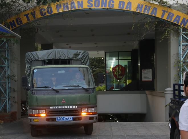 Bắt tạm giam nguyên Tổng giám đốc Công ty Sông Đà Nha Trang