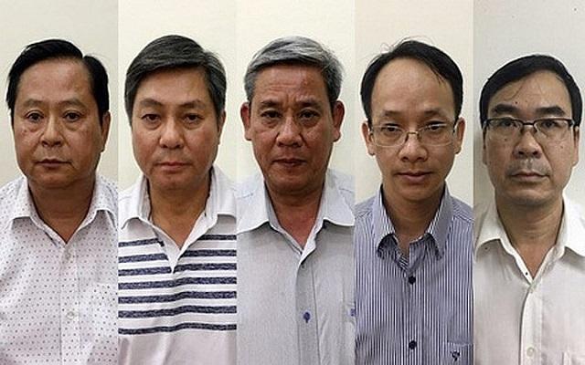 Ngày mai (26/12), cựu Phó Chủ tịch UBND TP HCM Nguyễn Hữu Tín hầu tòa