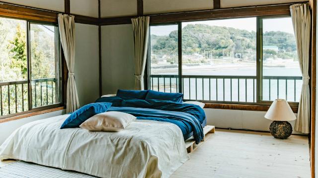 Một ngôi nhà ở tỉnh Chiba được đưa vào hệ thống của ADDress. Ảnh: Nikkei.