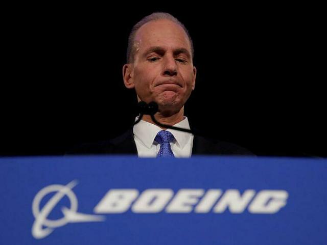 Cựu CEO Boeing có thể nhận hơn 60 triệu USD