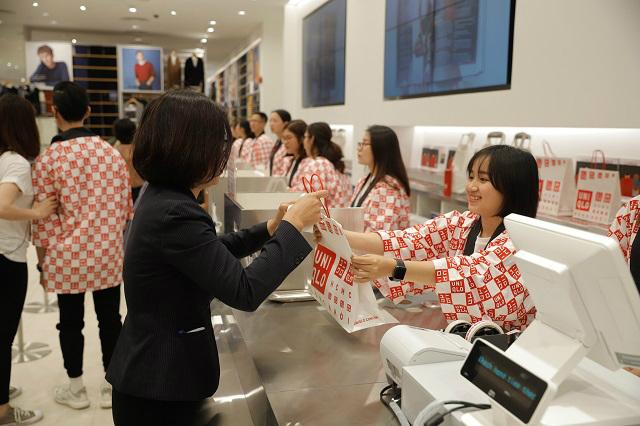 Uniqlo xác nhận mở cửa hàng đầu tiên tại Hà Nội vào đầu năm 2020