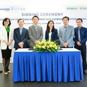 Startup học trực tuyến Kyna.vn sáp nhập vào Navigos Group