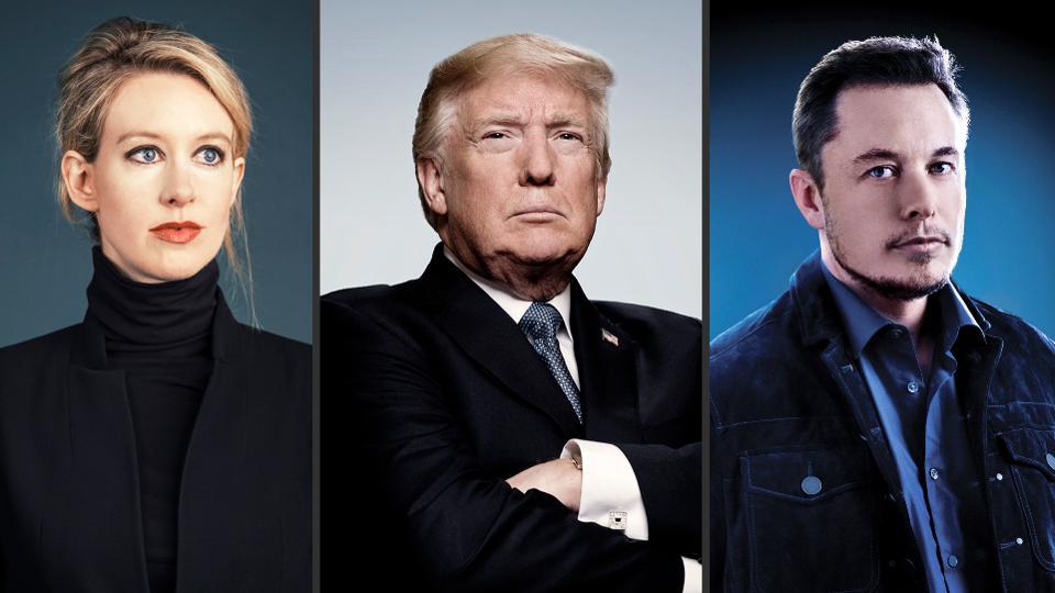 10 sự kiện của giới tỷ phú trong thập kỷ qua: Donald Trump thành tổng thống và 'cú lừa' của Elizabeth Holmes