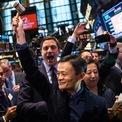 """<p class=""""Normal""""> <strong>5.<span> </span>Jack Ma trở thành người giàu nhất Trung Quốc sau thương vụ IPO kỷ lục của Aliaba</strong></p> <p class=""""Normal""""> Ma trở thành người giàu nhất Trung Quốc vào tháng 9/2014 sau khi đưa hãng thương mại điện tử Alibaba do ông đồng sáng lập lên sàn chứng khoán New York trong một thương vụ IPO trị giá 25 tỷ USD – lập kỷ lục thế giới tại thời điểm đó. (Ảnh: <em>Getty Images</em>)</p>"""