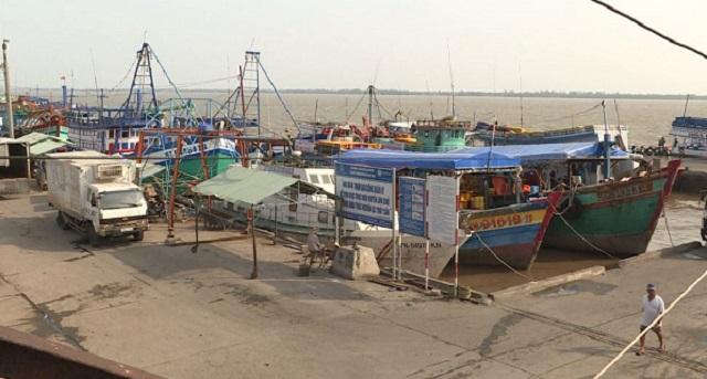 Cho phép xã hội hóa đầu tư cảng Trần Đề