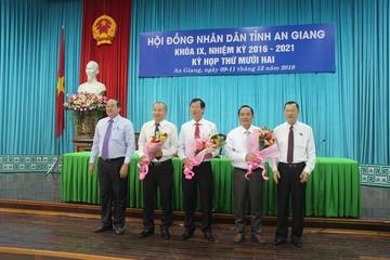 Phê chuẩn Phó Chủ tịch UBND tỉnh An Giang
