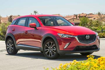 Mazda chuyển CX-3 từ Thái Lan về Nhật sản xuất
