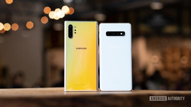 Năm 2019, Samsung dần bắt kịp Apple ở tính năng ít người nhận thấy