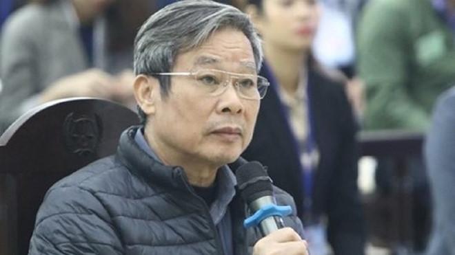 Trước ngày tuyên án, gia đình ông Nguyễn Bắc Son đã nộp lại 66 tỷ tiền mặt
