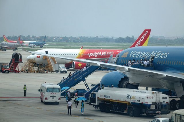 Hàng không Việt vận chuyển 116 triệu khách một năm
