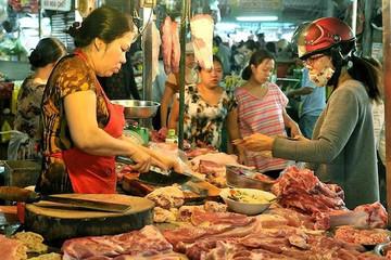 TP HCM: Đề xuất bình ổn giá thịt lợn thấp hơn 10% giá thị trường