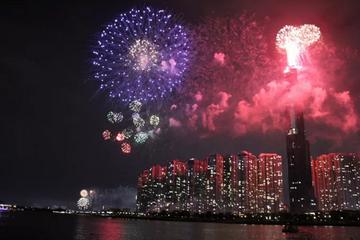 Tết Dương lịch 2020, TP HCM bắn pháo hoa ở đâu?
