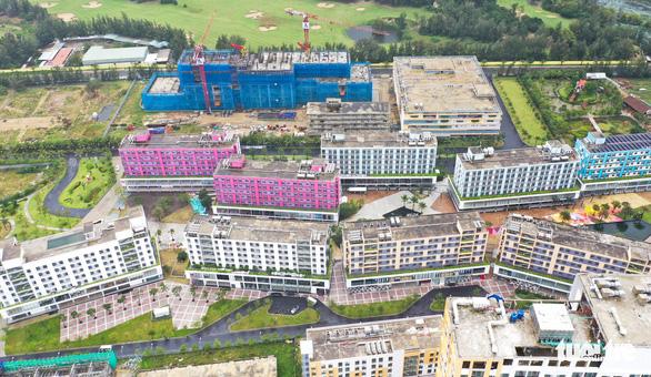 Đà Nẵng cho phép Thành Đô mở bán 11 căn liền kề tại dự án Cocobay Đà Nẵng
