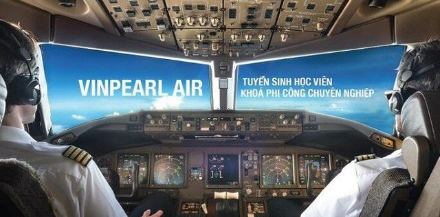Trình Thủ tướng quyết định chủ trương lập hãng hàng không Vinpearl Air