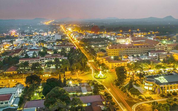 Đồng Nai thi tuyển phương án thiết kế nhà đi đấu đa năng kết hợp quảng trường TP Long Khánh