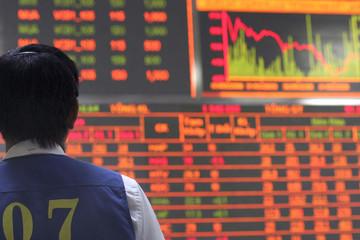 'Việt Nam: Kinh tế đi lên, thị trường chứng khoán mờ nhạt'