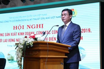PVS ước lãi 2019 đạt 654 tỷ đồng, tăng 14%