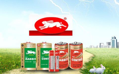 Tập đoàn PG Batteries nắm 49% thương hiệu Pin Con Thỏ