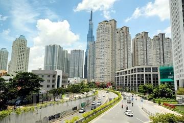 TP HCM kiến nghị Chính phủ quan tâm xây dựng trung tâm tài chính quốc tế