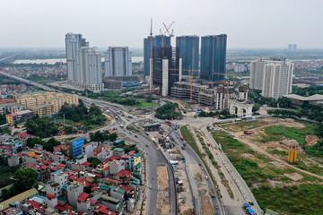 Loạt dự án giao thông trọng điểm của TP Hà Nội vẫn còn dang dở trước thềm năm mới